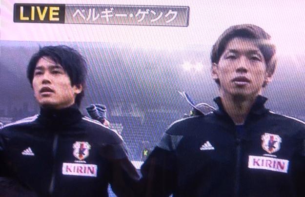 日本代表戦VSオランダ